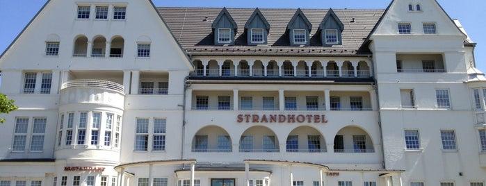 Strandhotel is one of Urlaubskandidaten.