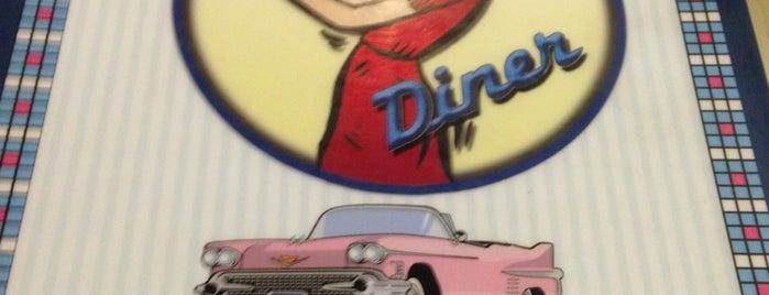 Eldorado West Diner is one of Actual Diners.