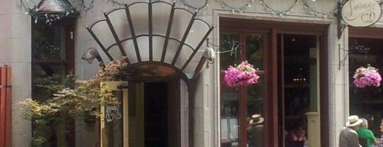 Sandrine's is one of Bars and Restaurants in Boston.