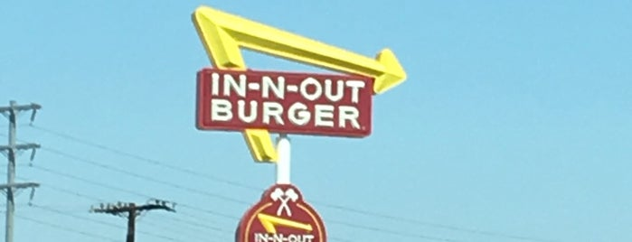 In-N-Out University is one of In-N-Out Addiction.