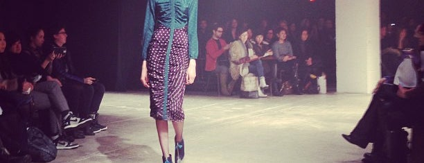 SIR Stage37 is one of NY Fashion Weeks 7-14 Feb 2013 (inactive).
