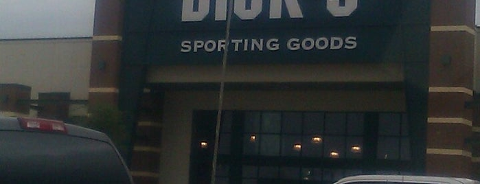 DICK'S Sporting Goods is one of Anything sports.