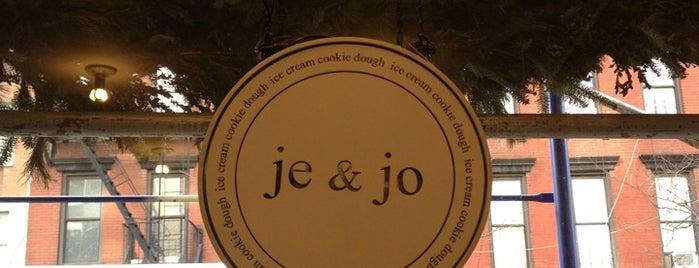 je & jo comestibles is one of NY Espresso.