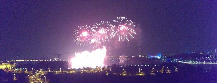 Putrajaya International Fireworks Competition 2013 is one of Cuti-cuti malaysia.