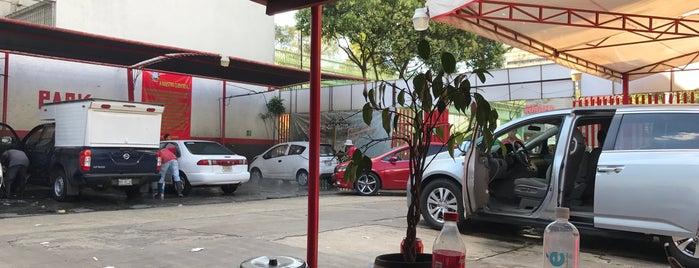Washing Park Autolavado is one of Car Wash.