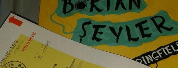 Yenikapi-Armutlu Deniz Otobüsü is one of yeni yerler.