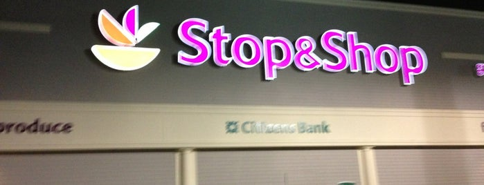 Stop & Shop is one of BTown spots.