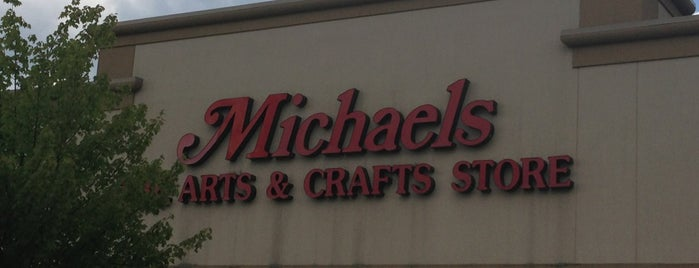 Michaels is one of BTown spots.