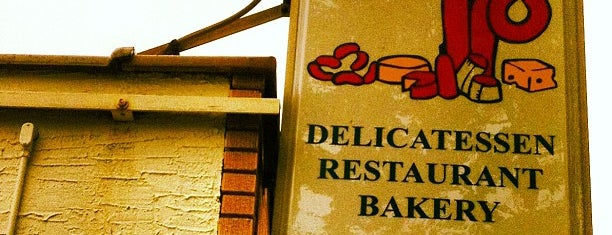 Cecil's Delicatessen & Bakery is one of Chow!.