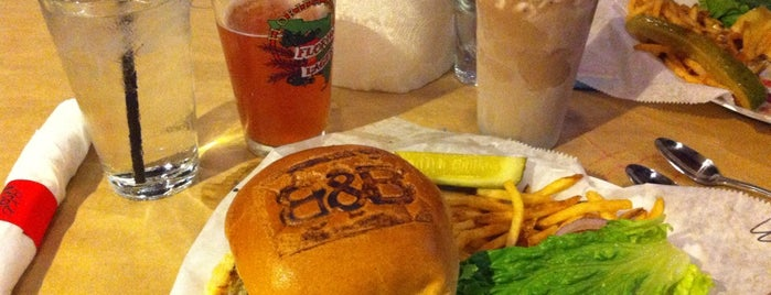 Burger & Beer Joint is one of Top picks for Burger Joints.