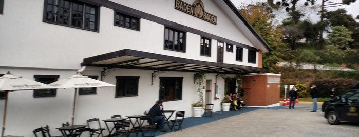 Cervejaria Baden Baden is one of Os melhores passeios em Campos do Jordão.
