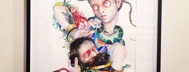 Arte Moll is one of ii.