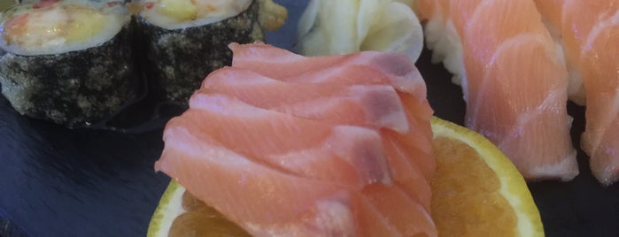 Mau Maria is one of Sushi.