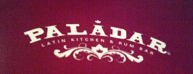Paladar Latin Kitchen & Rum Bar is one of HUNGRY.