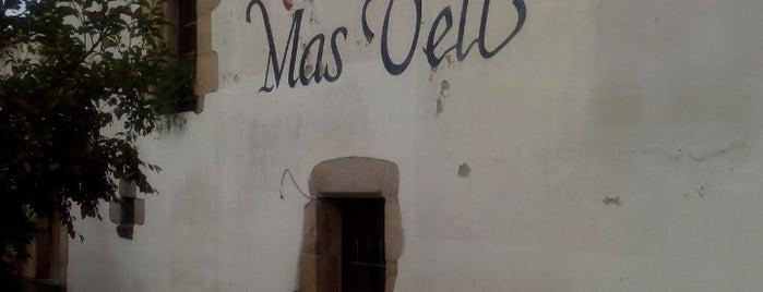 Mas Vell is one of Spain: Lloret de Mar.