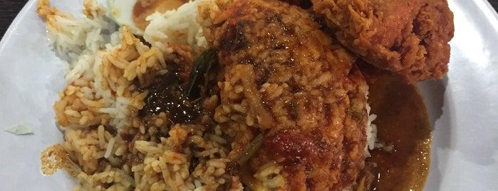 Restoran Nasi Kandar ITT is one of Makan @ KL #8.