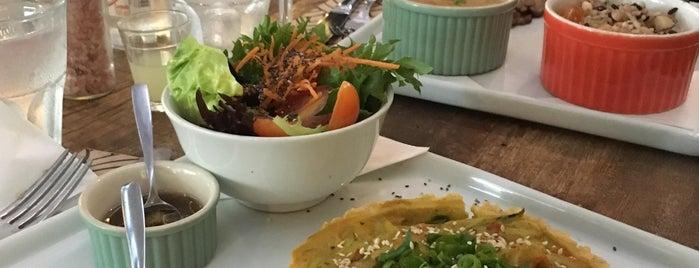 Nambu Cozinha de Raiz is one of VeganSP.