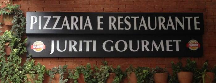 Juriti Gourmet is one of Restaurantes.