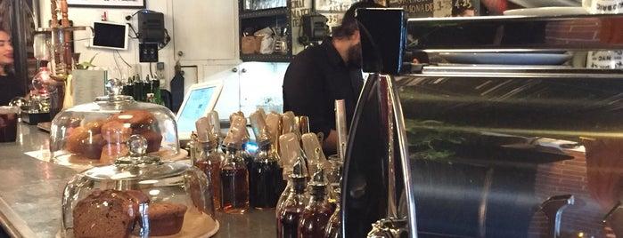 Kobrick Coffee Co. is one of Espresso - Manhattan < 23rd.