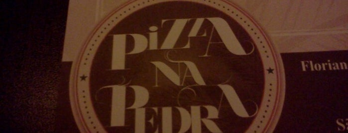 Pizza na Pedra is one of Food.