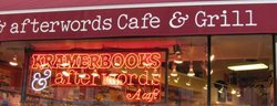 Kramerbooks & Afterwords Cafe is one of 2013 DC Jazz Festival Venues.