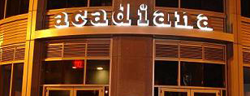 Acadiana is one of 2013 DC Jazz Festival Venues.