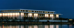Kennedy Center- Terrace Theatre is one of 2013 DC Jazz Festival Venues.
