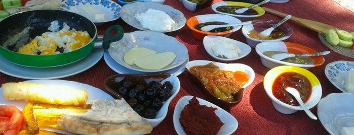 yaylaköy demetin kahvaltı dünyası is one of Orhan.
