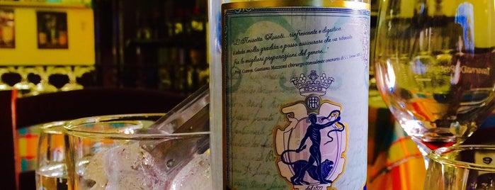 Taverna del Postiglione is one of Bologna.