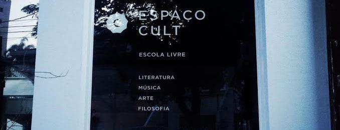 Espaço Revista Cult is one of Vila Madalena/Pinheiros Rocks.