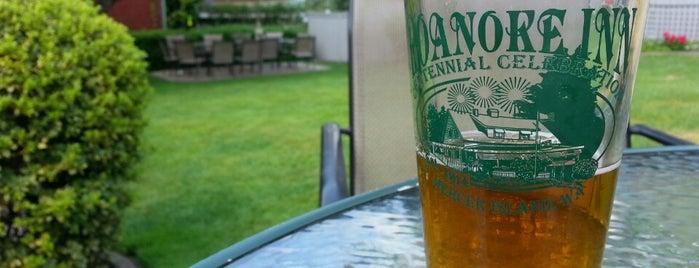 Roanoke Inn is one of Seattle for Stein.