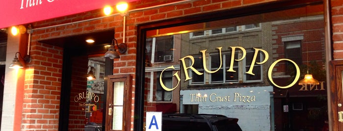 Gruppo is one of New York Favorites.