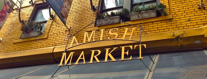 The Amish Market is one of NYC Manhattan 14th-65th Sts & Central Park.