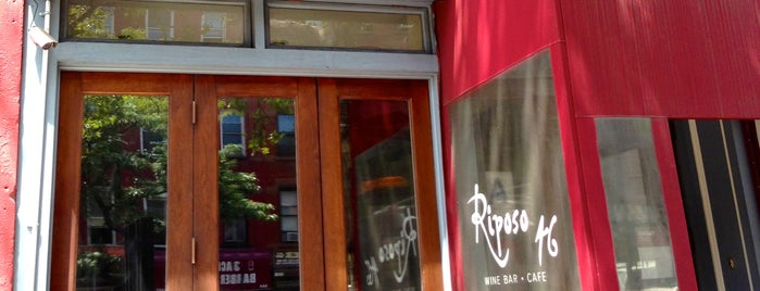 Riposo 46 is one of USA NYC MAN Midtown West.
