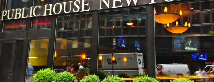 Public House is one of 200+ Bars to Visit in New York City.