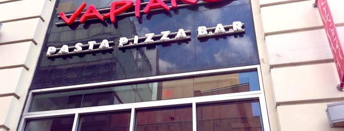 Vapiano is one of New York.