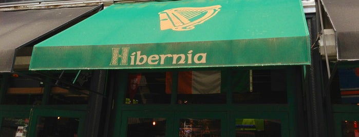 Hibernia Bar is one of Hell's Kitchen to do.