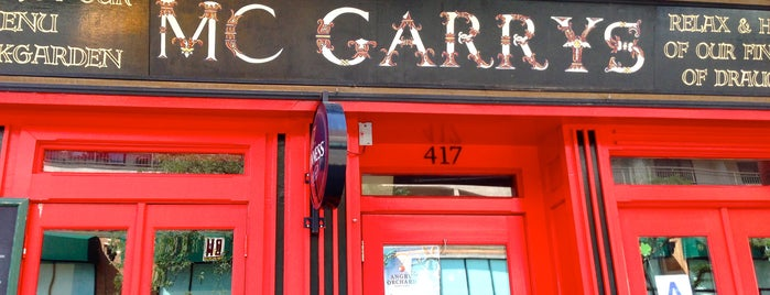 McGarry's Bar & Restaurant is one of NYC spots.