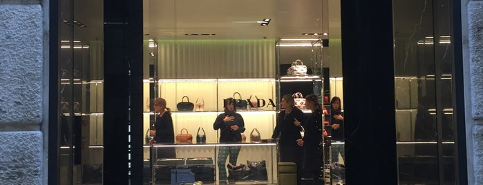 Prada is one of ... lo voglio!!!.