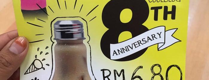 CoolBlog is one of Makan @ Melaka/N9/Johor #15.
