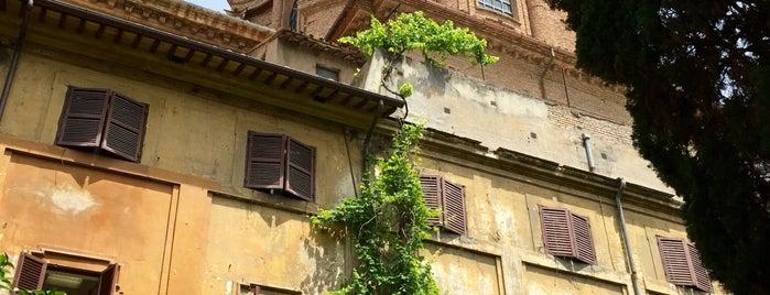 Conservatorio Di Santa Cecilia is one of Free WiFi - Italy.