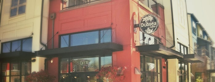 Dubsea Coffee is one of Favorite Places in Seattle.