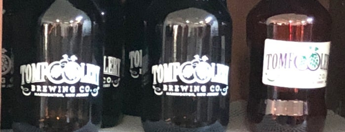 Tomfoolery Brewing Co is one of Northeast Food & Drink.