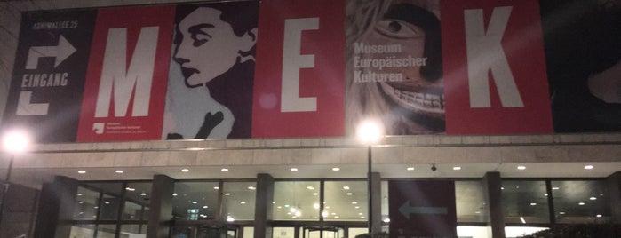 Museum Europäischer Kulturen is one of Museen.