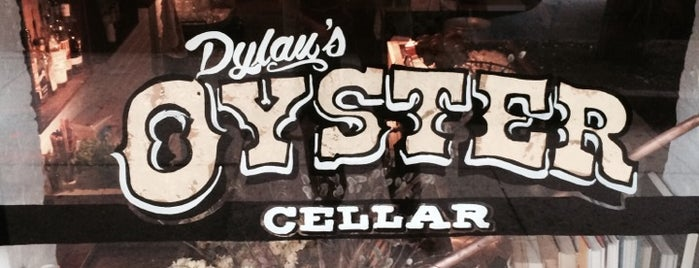 Dylan's Oyster Cellar is one of Baltimore.