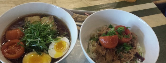 Ivan Ramen Slurp Shop is one of NYC 2013 new openings.