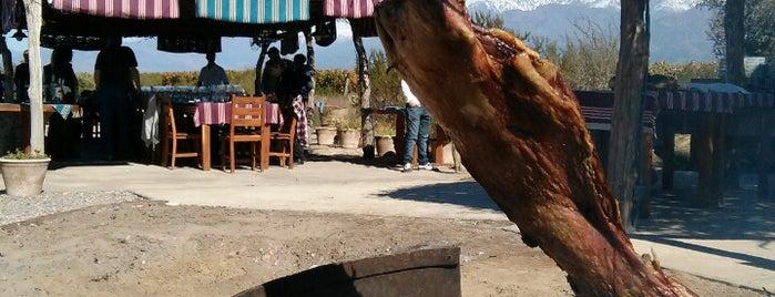 Francis Mallmann Siete Fuegos Asado at The Vines of Mendoza is one of Mendoza.
