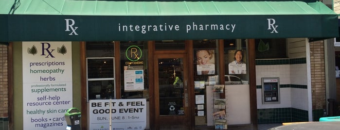 Pharmaca Integrative Pharmacy is one of The 7 Best Pharmacies in San Francisco.