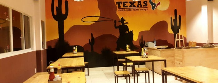 Texas is one of To do in HCMC.