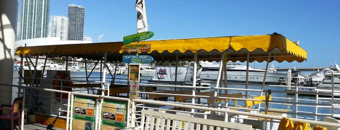 Water Taxi Miami @ Bayside Market Place is one of Miami, FL.